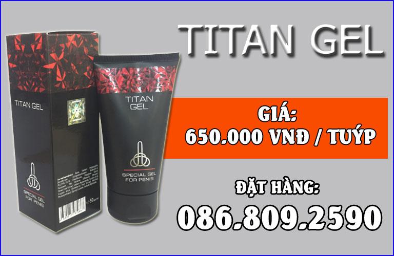 gel titan giá bao nhiêu titan gel TITAN GEL tác dụng - cách dùng - giá - phản hồi dat mua titan gel