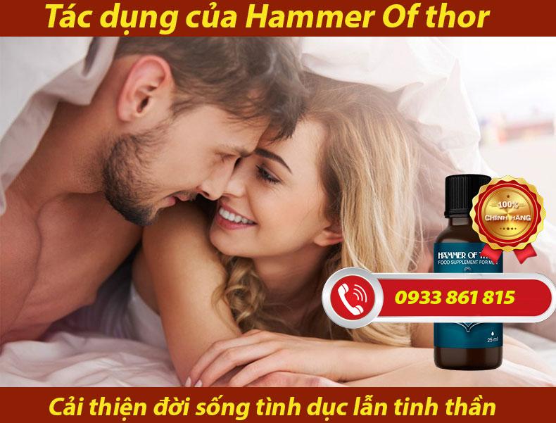 Công dụng của Hammer of thor