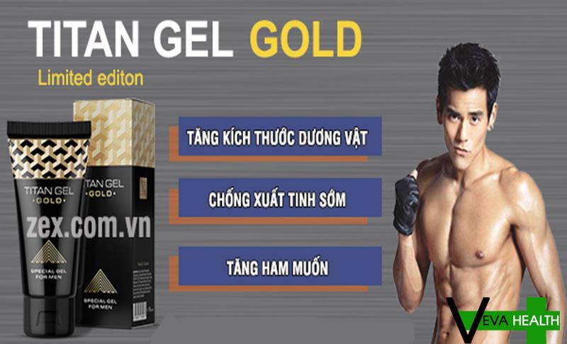 Lộ trình sử dụng Titan Gel Gold như thế nào để mang lại hiệu quả cao
