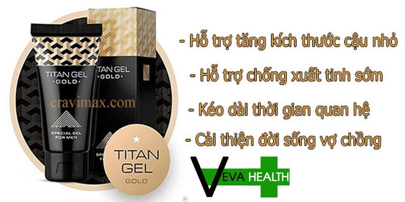 Gel Titan Gold là gì?
