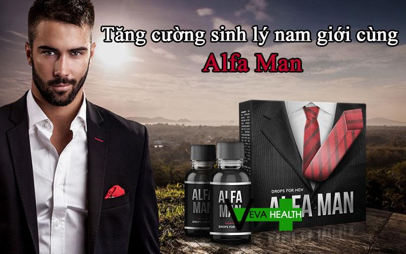Lưu ý khi sử dụng Alfa Man