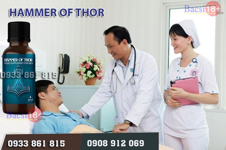 Tác dụng mang lại khi dùng Hammer of thor