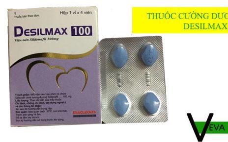 desilmax 100 thuốc cường dương
