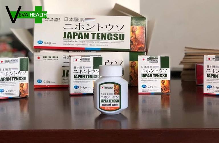 Thành phần Japan Tengsu
