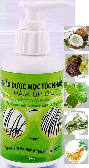 Thuốc mọc tóc nhanh Hair Up Oil