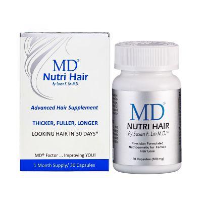 Thuốc mọc tóc nhanh MD Nutri Hair