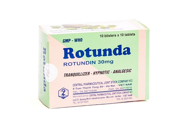 Thuốc Rotunda