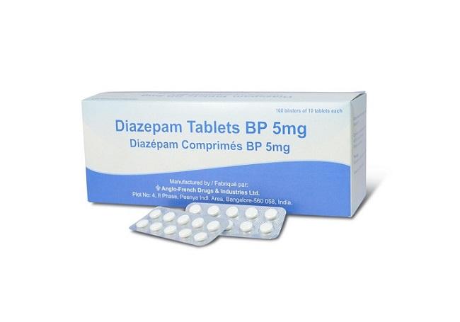 Thuốc Diazepam