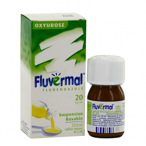 Thuốc tẩy giun Fluvermal