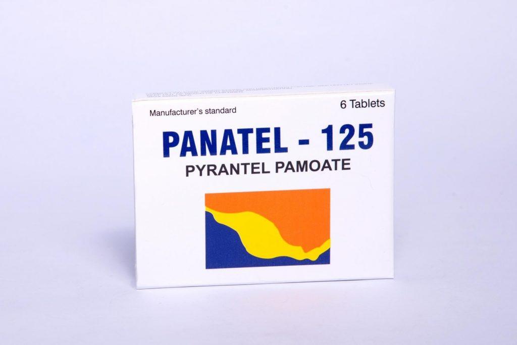Panatel Pyrantel pamoat