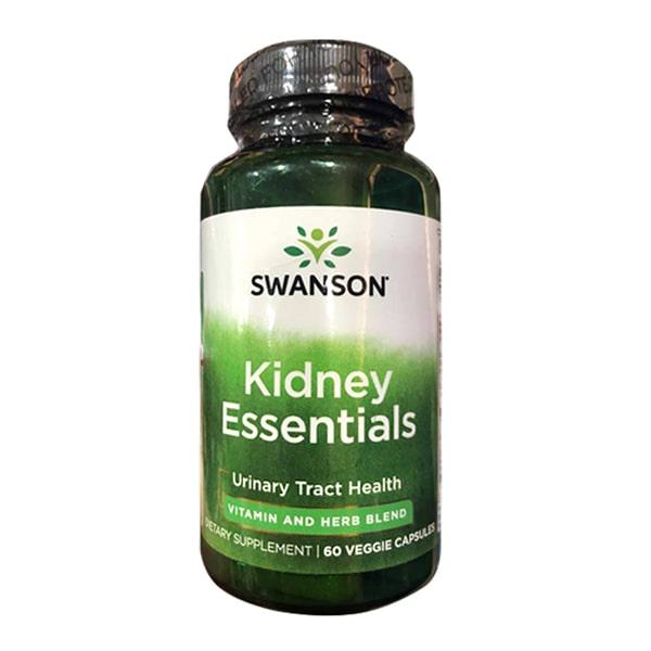 thuốc bổ thận của Mỹ Swanson Kidney Essential